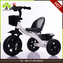 2017 good quality baby tricycle new models,eec trike 3 wheel children tricycle,simple baby trike for sale
