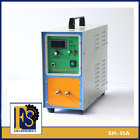 15kw all-in-one high frequency induction heating welder