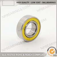 High performance miniature ceramic bearing and water seal