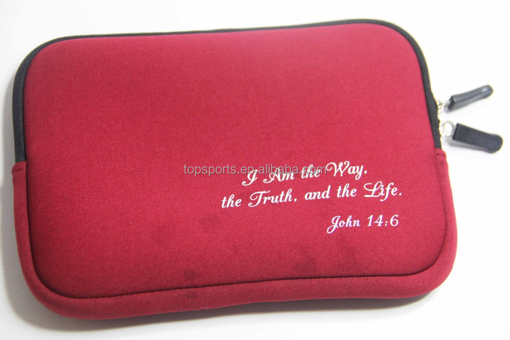 Halloween printing laptop sleeve bags for teenager gifts