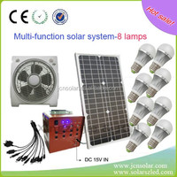 High efficiency & deep cycle professional prodcer12V 5w to 500w solar system planets for your home