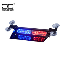 Traffic Signal Visor Light Emergency Vehicle Strobe Lights