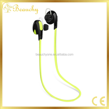 Beauchy colorful mobile earphone wireless sport stereo bluetooth Sport headphone, latest earphone