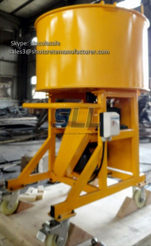 New Paint Cement Mortar Stucco Cement Paint Mixer