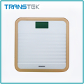 Strong toughened glass human weight scale digital bathroom scale price