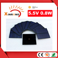 80*85mm PET Mini Mono Solar Panels