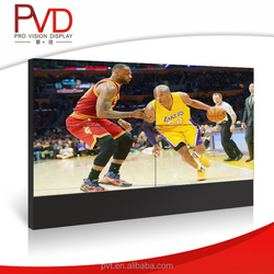 55 Inch Large Format Screen With Super Narrow Bezel 5.3mm