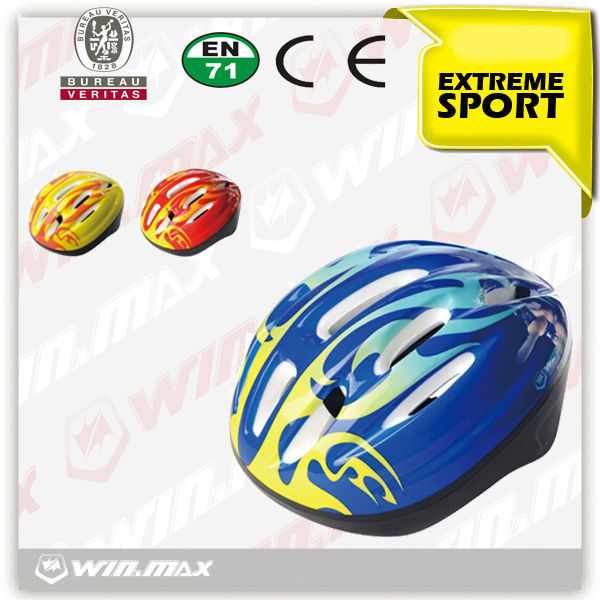 kids plastic motorcycle helmet/toy bike helmet for kids