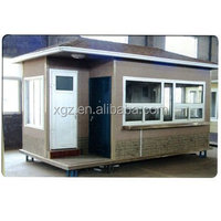 Capsule hotel/Mobile hotel /Prefab container homes for sale