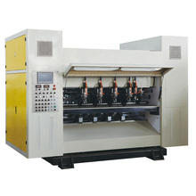 Full automatic carton box corrugated cardboard thin blade slitter scorer machine for sale