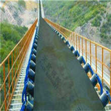 China supplier new easy operation heavy duty belt conveyor system for bulk materials handling