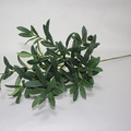 SFH63015 Artificial flowers and leaves decorative olive branch fake artificial olive spray