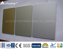 Building Material PVDF Fire proof Exterior Aluminum Composite Panel