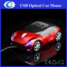Unique corporate giveaways deluxe PMS color car optical mouse