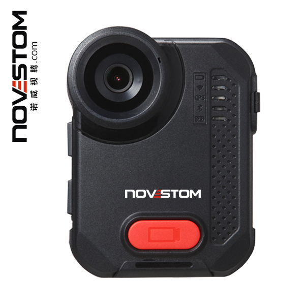 NVS2 160 degrees 1296P MOV H.264 format police video body worn camera security system