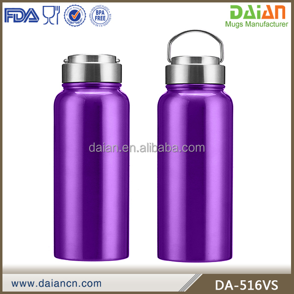 Wholesale hydro flask 32 oz water bottle