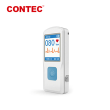 PM10 digital accuracy ecg monitor/home ecg monitor/pocket ecg monitor