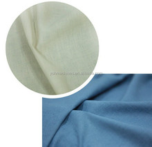 Hot sell crease-resist 100 linen fabric