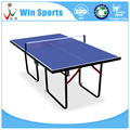 mini table tennis tables wholse indoor