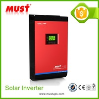 hybrid solar inverter 2KVA 3KVA 4KVA 5KVA for Home system