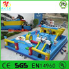 2014 high quality kids inflatable amusement park inflatable