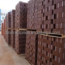 Size 230*115*60 clay brown paving bricks/tiles for sale