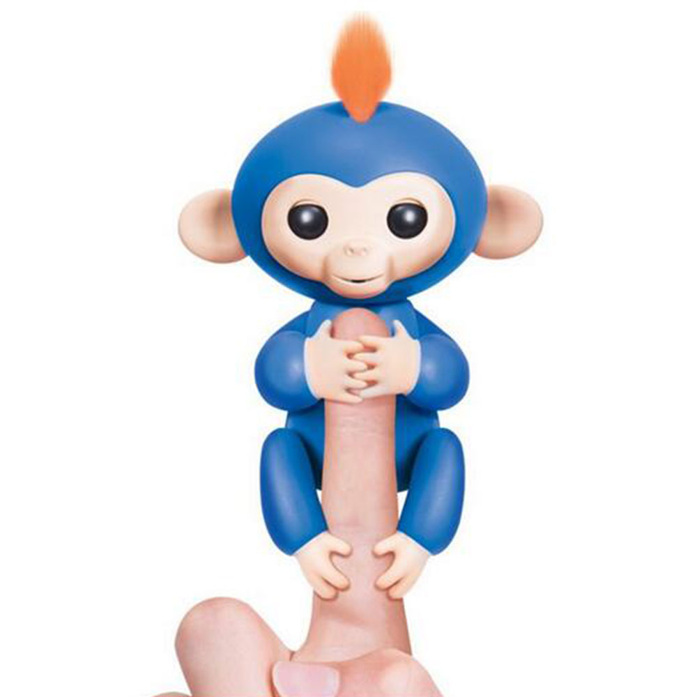 Hot selling Christmas gift toy playset finger interactive baby monkey