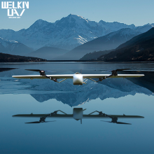 WELKIN-F1 Long Range Aerial VTOL Fixed Wing Uav Drone For Sale