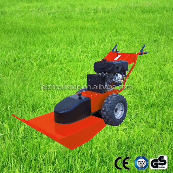 14 HP gasoline best mechanical grass cutter