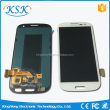 Original Lcd for samsung galaxy s3 lcd screen display for galaxy s3 i9300 lcd touch screen digitizer