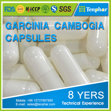 OEM Private Label 400mg Garcinia Fast Slim Pills Hard Capsules