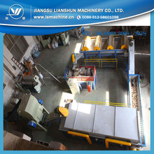PP PE waste film crushing washing and recycling machine