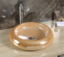 YJ421 Chinese bathroom ceramic hand wash sink prices