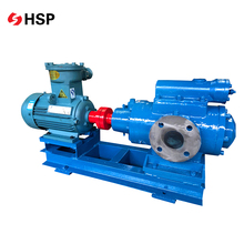 different types heavy duty electric motor diesel oil unloading pump