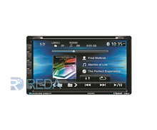 JK6903 6.95 INCH wince android Universal car dvd MP3 MP5 play touch screen 2 din auto car audio radio playerradio transmitter GP