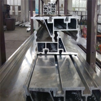 6061 5052 2024 7075 industrial use aluminum profile