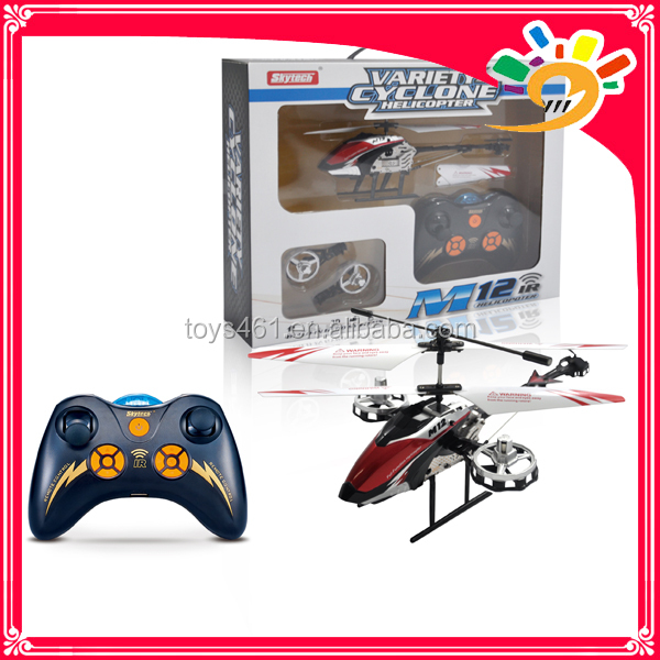 M12S 4.5 channel rc metal helicopter with gyro,metal helicopter,rc aeromodelling