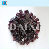 9-12mm crushed purple fire pit glass