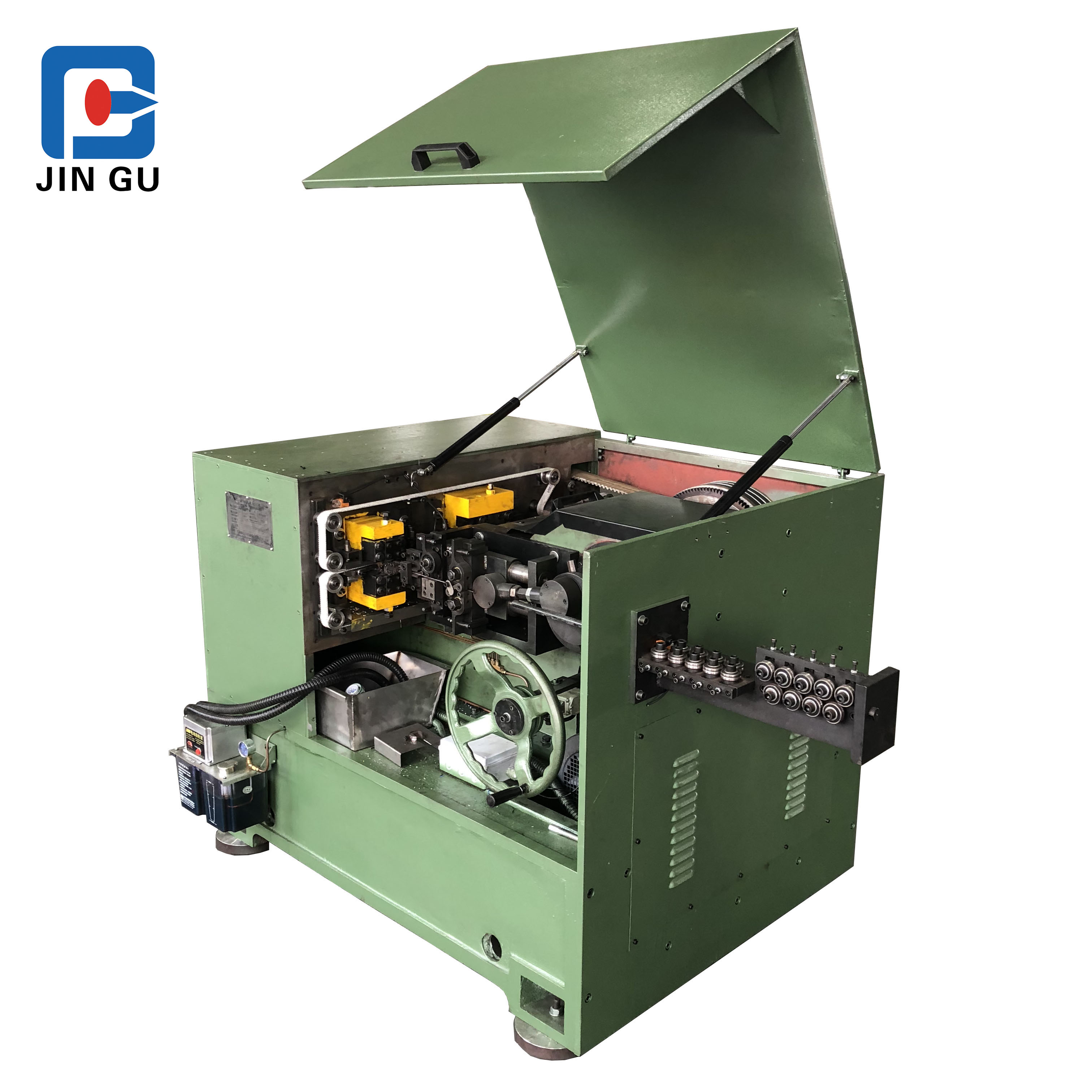 High quality automatic wire nail making machine price