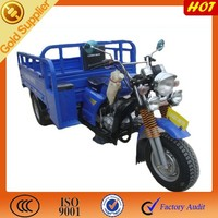 cargo motor 3 wheelers trike / three wheel for simple cargo tricycle