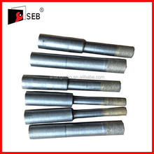 plastic box packing sintered diamond core drill for marble