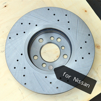 High quality Brake Rotor Brake discs Brake drum for Nissann car truck with High Performance