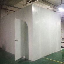 sound isolation room hearing testing soundproof booth cabinet noise cancelling room