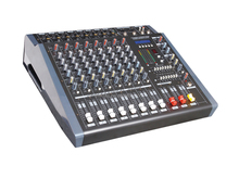 Audio system power sound mixer PMD-8USB