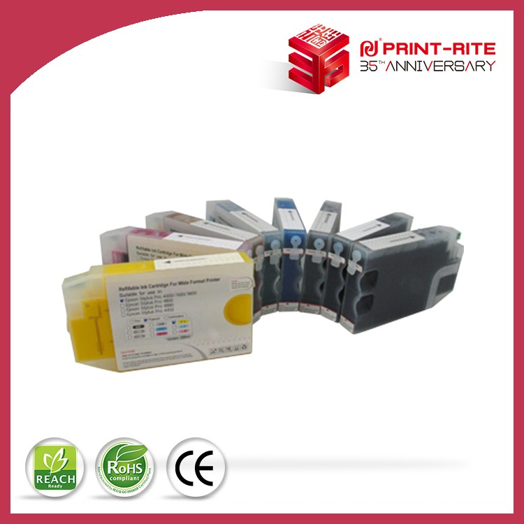 Wide Format Printer Inkjet Cartridge for EPSON Stylus Pro 4000/ 7600 PIG