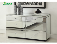 2015 most popular mirrored bedroom furniture , chest of drawers