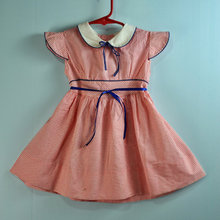 New arrival kids frock dress 13 years old girls dress and teenage party dress