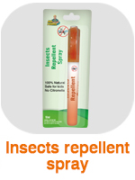 Popular portable insect mosquito repellent pen spray 10ml