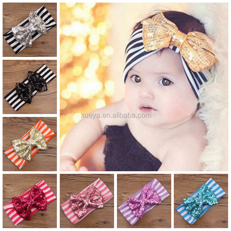 Baby girl <strong>hair</strong> <strong>accessories</strong> various flower elastic headband for kids handmade baby headbands