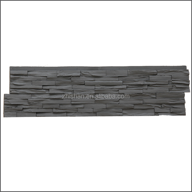 Fake stone competitive price faux wood siding